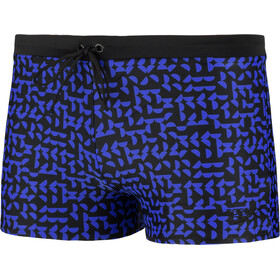 speedo Valmilton Short de bain Homme, black/blue